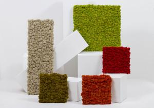 Mattonelle lichene 25x25, 50x50, 75x25