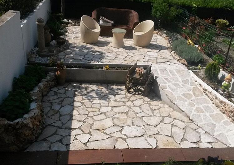 giardino roccioso by ArteVerde Senigallia