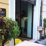 giardino verticale presso pizzeria aculmò senigallia